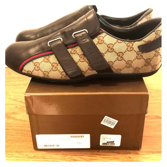 f7cd6f0f0 Gucci Shoes   Velcro Sneakers   Poshmark